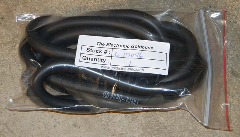 Thera-Band elastic tubing, Goldmine G17046