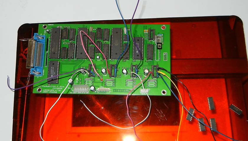 headers with wires